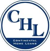 Continental Home Loans logo