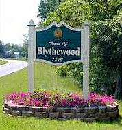 Blythewood SC Sign