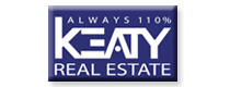 Keaty Real Estate Logo