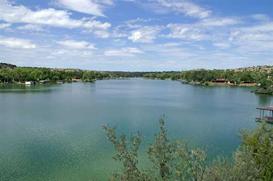 Lake Tanglewood