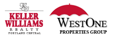 WestOne Properties Group Keller Williams Realty Logo