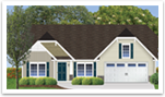 Buckingham Rendering Blue Creek Estates Jacksonville NC