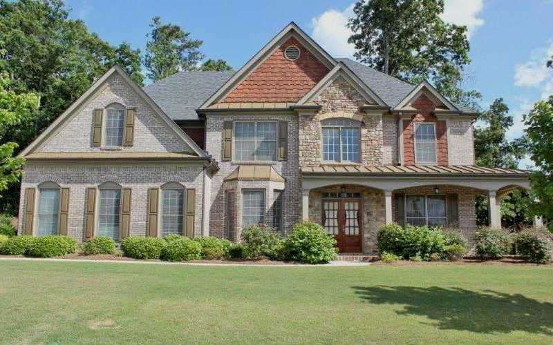 Lawrenceville Ga Clairemont New Estate Homes By Ccm Builder