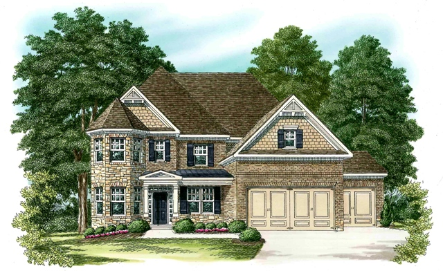 Johns Creek New Estate Homes 30022