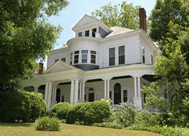 Historic marietta real estate homes for sale for Victorian houses for sale in georgia