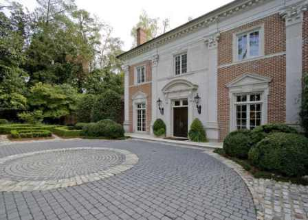 Tuxedo Park Buckhead Atlanta GA Estate Home Community