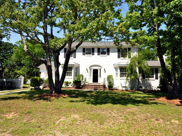 1026 Fort Sumter for sale with waterfront views on James Island