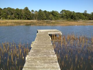 Johns Island deep water lot for sale