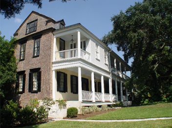 life in radcliffeborough in downtown charleston