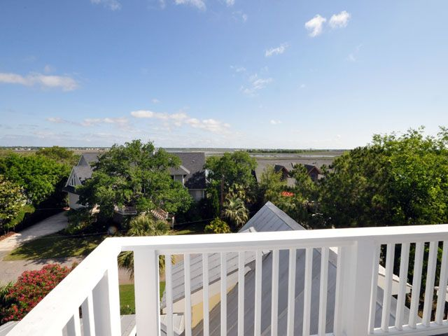 1315 Cove Ave's expansive marsh views of Sullivan's Island